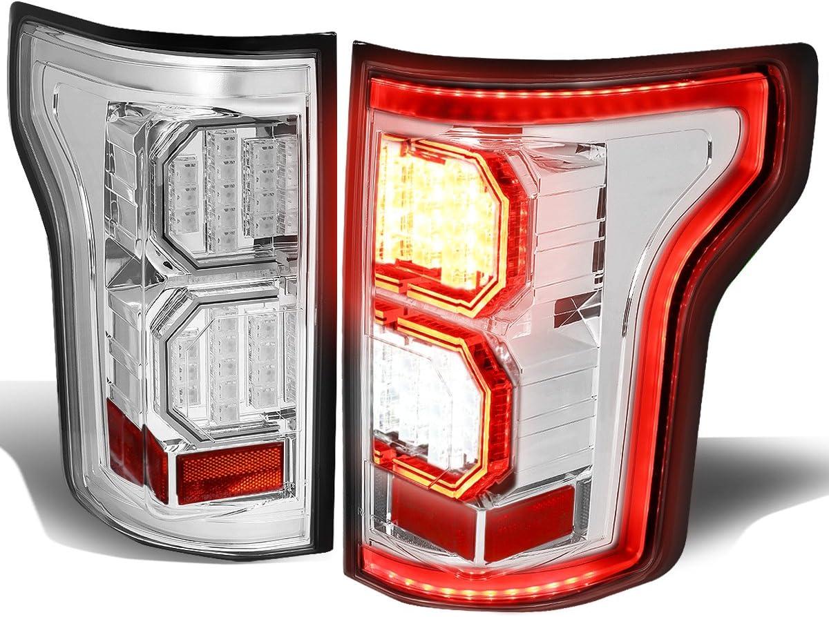 Nippon regular agency Max 65% OFF LED Cubic Turn Signal Light Bar Tail Taillights Lights Lam Brake
