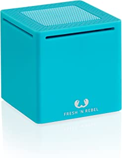 Fresh 'n Rebel RockBox 1 Portable Bluetooth Speaker, Blue