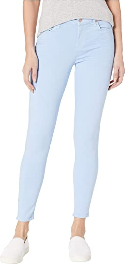 Ankle Skinny in Cerulean Blue