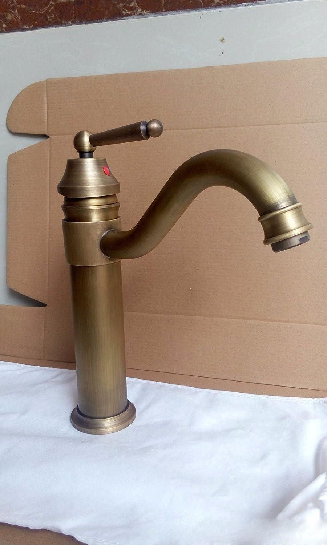 AJUNR-Antique Bathroom sink Taps Bathroom sink Taps Basin Mixer Bathroom sink Taps 2 Tap