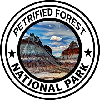 Rogue River Tactical Petrified Forest National Park Sticker 5