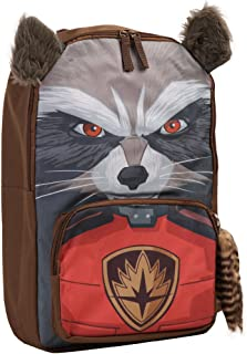 BB Designs USA Guardians of The Galaxy Rocket Raccoon Backpack Standard