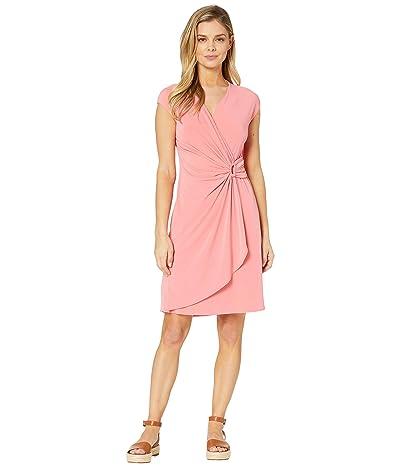 Tommy Bahama Carmela Short Sleeve Faux Wrap Dress (Tutti Frutti) Women