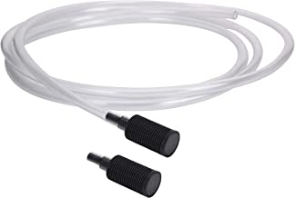 Tool Daily Pressure Washer Siphon Hose and Filter for Soap and Chemical Injector, 10 Feet Tubing, 2 Filters