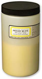 Procion Mx Dye Lemon Yellow 1 Lb