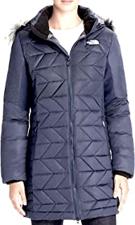 The North Face Women s Mitzie Down Parka Urban Navy 8e3ab6634