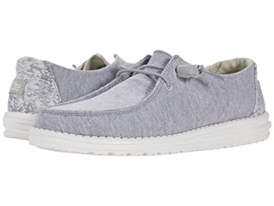 Hey Dude Wendy Stretch Fleece (Glacier/Grey) Women
