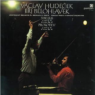 Sibelius, Prokofiev: Concertos for Violin and Orchestra
