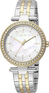 ساعة كوارتز عصرية للنساء من اسبريت -ES1L153M2055