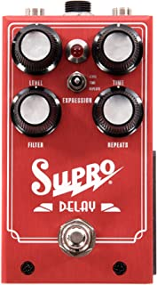 Best supro delay pedal Reviews