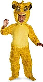 Simba Costume