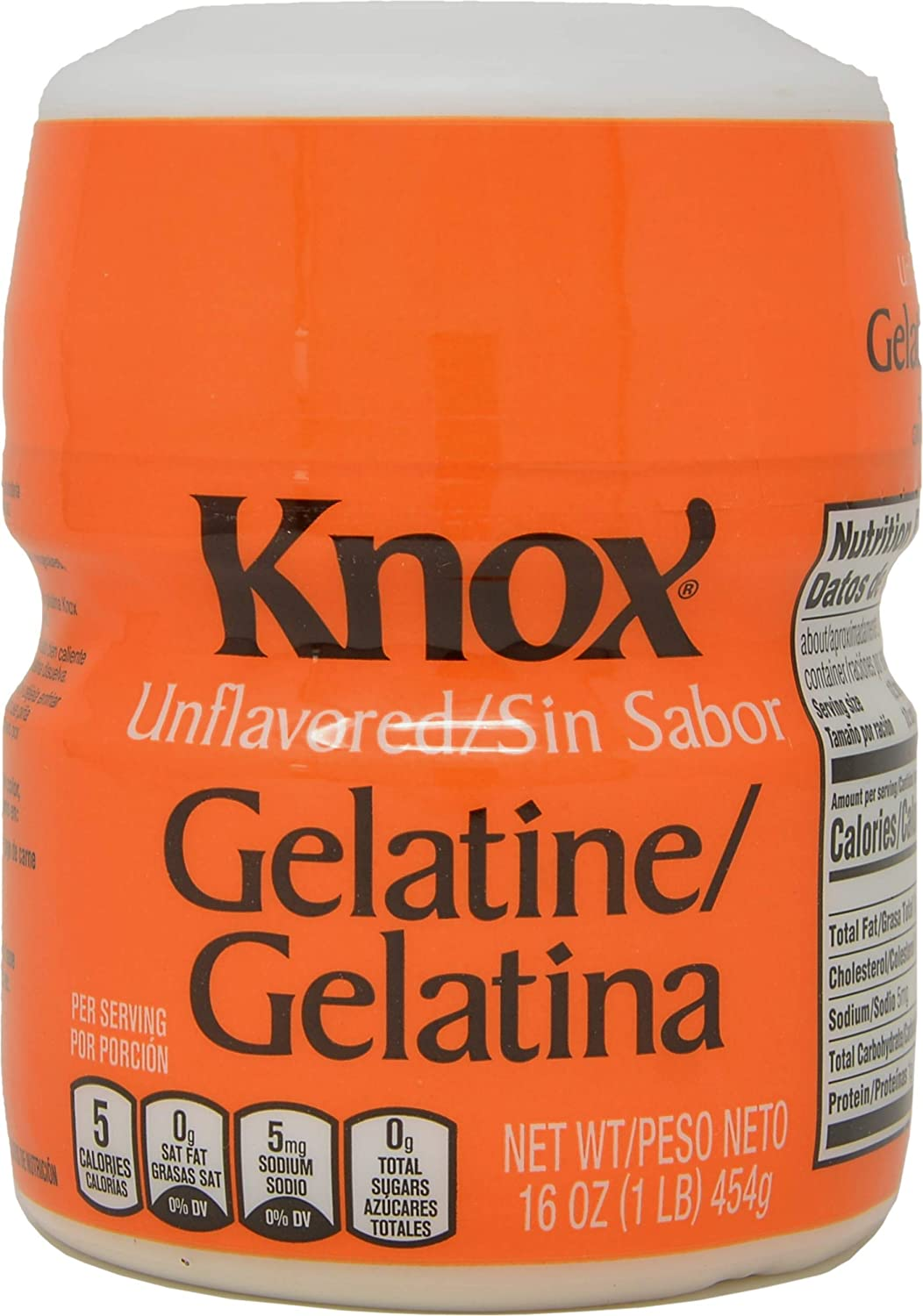 Knox Unflavored Inventory cleanup selling sale Gelatin Indianapolis Mall lb - 1