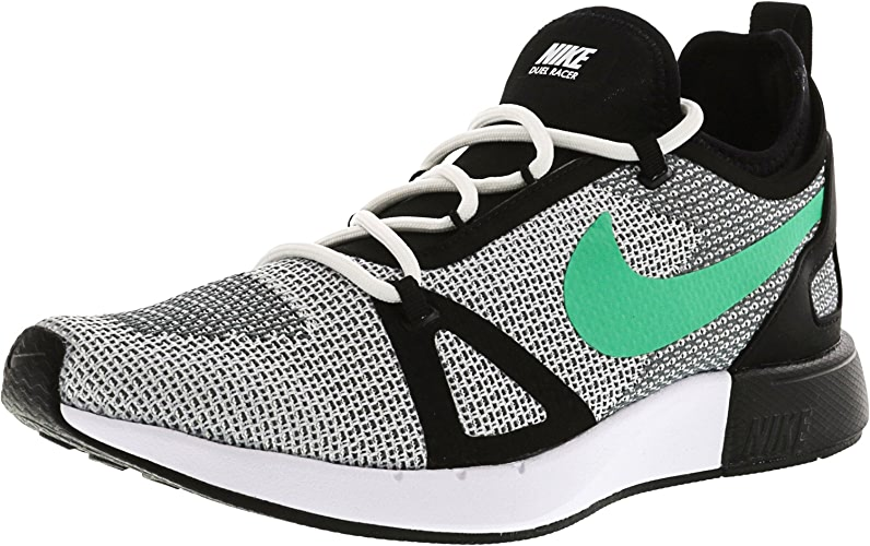NIKE Men's Duel Racer blanc Menta-noir Ankle-High Running chaussures - 9.5M