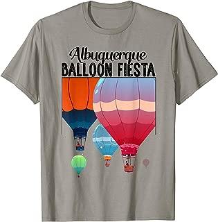 Albuquerque Balloon Fiesta New Mexico 2019 Festival T Shirt T-Shirt