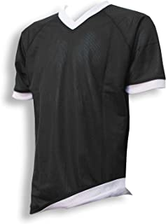 Code Four Athletics Reversible Jersey for Flag Football and Soccer - Youth and Adult Sizes