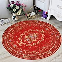 Comfortable Doormat Carpets Round Rug Carpet 100cm Round Shape Bedroom mat Living Room Household Room Carpet Home Decor Ho...