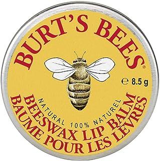 """Burt""""s Bees 100 Prozent Natürlicher feuchtigkeitsspendender Lippenbalsam, Original Bienenwachs, mit Vitamin E und Pfefferminzöl, 1 Dose"""