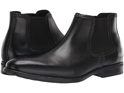 Kenneth Cole Reaction Edge Flex Chelsea (Black) Men
