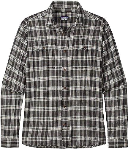 Patagonia M's L S Steershomme Shirt Chemise Homme