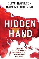 Hidden Hand Kindle Edition