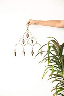 Wind Chime, Metal Bell Wind Chime Outdoor, Wind Chime Gift for Mom Children Colleagues Family