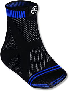 Pro-Tec Athletics 3D Flat Premium Ankle Sleeve