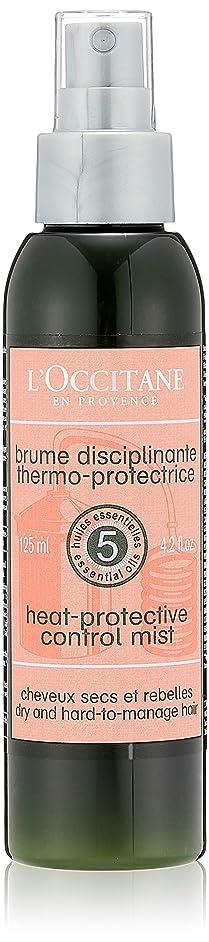 アルカトラズ島バタフライ睡眠ロクシタン(L'OCCITANE) ファイブハーブス リペアリングヒートプロテクトミスト125ml