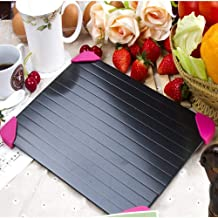 Cook@Home Fast Defrosting Tray - The Safest Way to Defrost Meat or Frozen Food Quickly Without Electricity, Microwave, Hot...