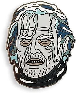 Frozen Jack Torrance Horror Enamel Lapel Pin