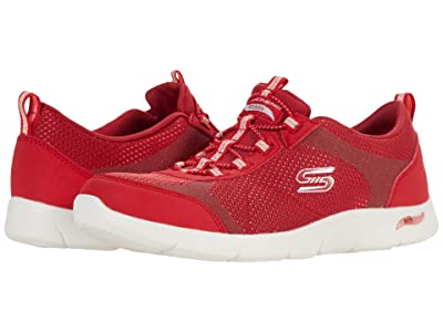 SKECHERS Arch Fit Refine Her Best (Red) Women