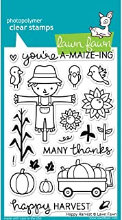 Lawn Fawn Clear Stamps - LF971 Happy Harvest