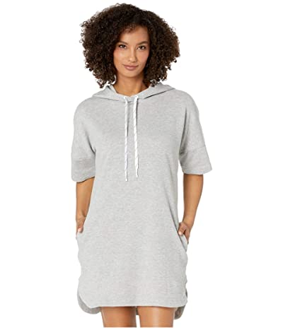 Speedo Hoodie Cover-Up (Heather Grey) Women