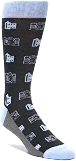 Photography Camera and Film Men's Dress Socks