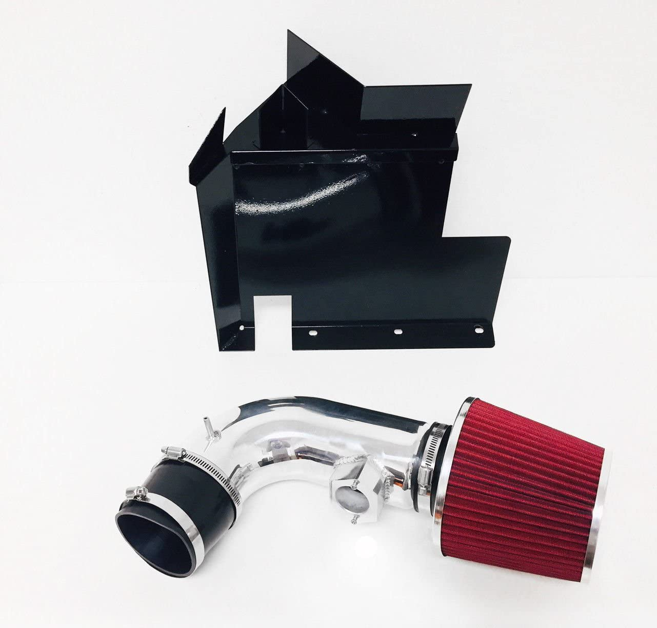 Performance Heat Shield Cold New item Max 56% OFF Air Kit System works Intake Filter