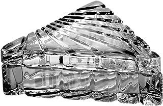 Julia Bombonera de Cristal Moderno 14 cm. - 3227-