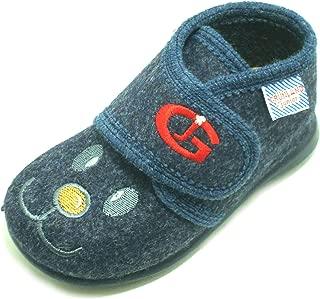 Daly Daly PA0578 Grigio Grunland Junior Pantofola Junior