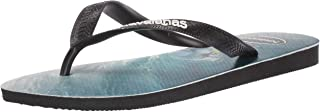 Havaianas Men's Top Photoprint Flip Flop Sandal