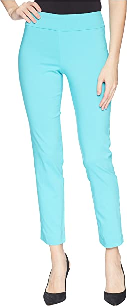 Pull-On Ankle Pants