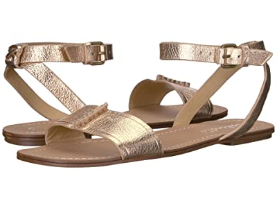 Splendid Tabitha (Rose Gold Soft Tumbled Metallic Leather) Women