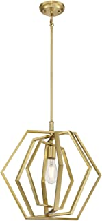 Westinghouse Lighting 6351200 Pendant, Brass