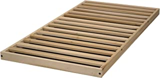KD Frames 7903-TR-T Twin Trundle, Natural Wood