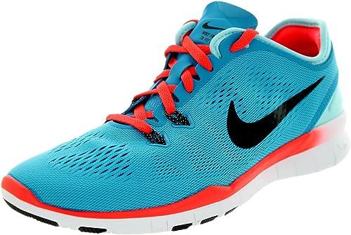 Nike Libre 5.0 TR Fit Chaussures de Course femme - Bleu Lagon