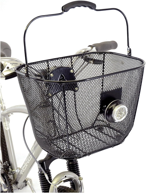 Axiom FreshMesh DLX Front Basket
