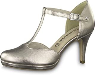 Suchergebnis auf für: Gold Pumps Damen: Schuhe