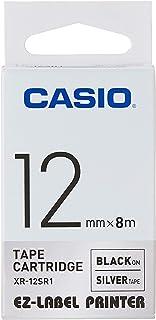 Casio XR-12SR1 Label Printer, 0.04 kilograms
