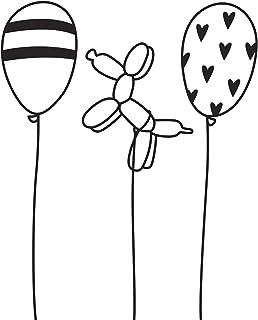 "Darice Balloons A6 Embossing Folder (4.25"" x 5.75""), 14.61 x 10.79 x 0.1 cm"