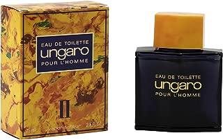 Ungaro 2 by Emanuel Ungaro for Men. 2.5 Oz Eau De Toilette Spray