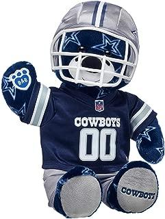 Build A Bear Workshop Workshop Dallas Cowboys Teddy Bear Gift Set