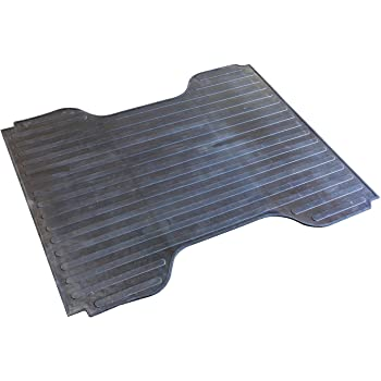 Westin Rubber Truck Bed Mat | 2015-2020 Ford F-150 (5.5ft Bed) | 50-6355 | Black | 1 Pack