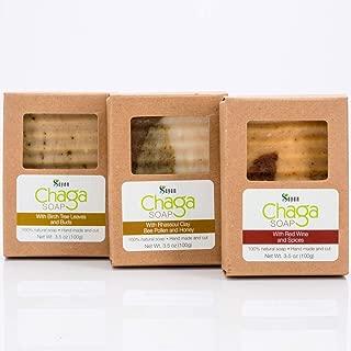 chaga mushroom soap recipe